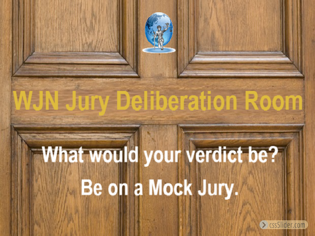 Be on a Mock Jury