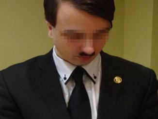 Hitler Lookalike