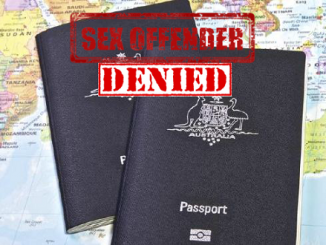 Australian Passport Denied