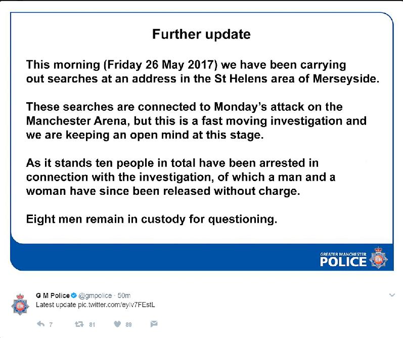 Terror Update