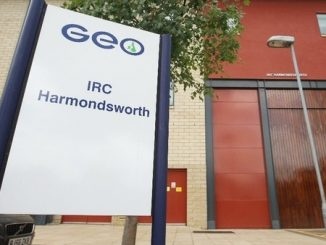 Harmondsworth IRC