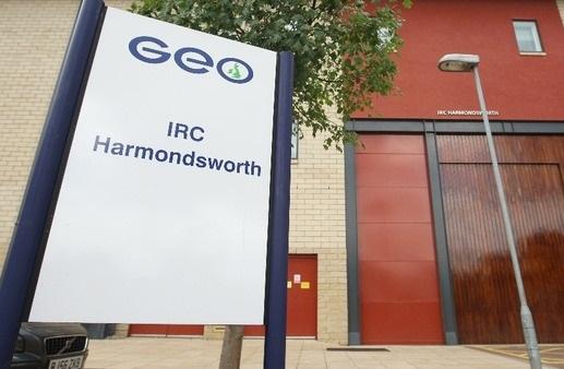 Harmondsworth IRC