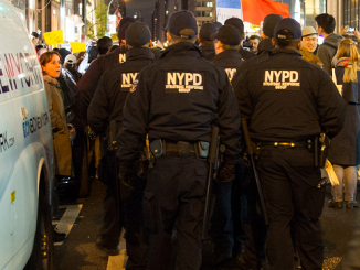 NYPD Strategic Response Group