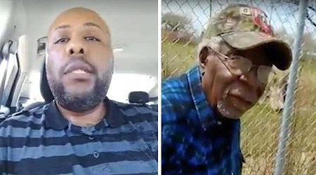 Steve Stephens and Robert Godwin