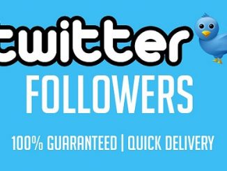 Twitter followers
