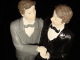 Gay wedding figures
