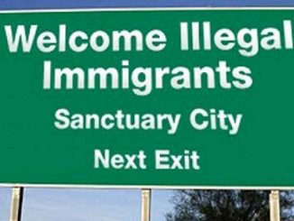 Sanctuary City sign