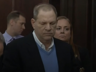 Harvey Weinstein charged
