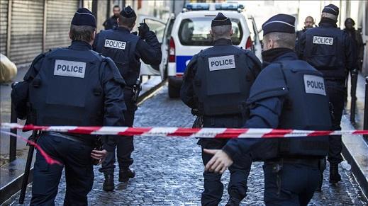 Paris Opera District knife attack