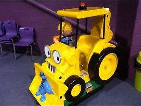 Bob the builder car