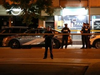 Toronto shooting