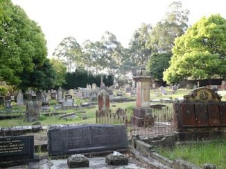 Carlingford NSW cemetery