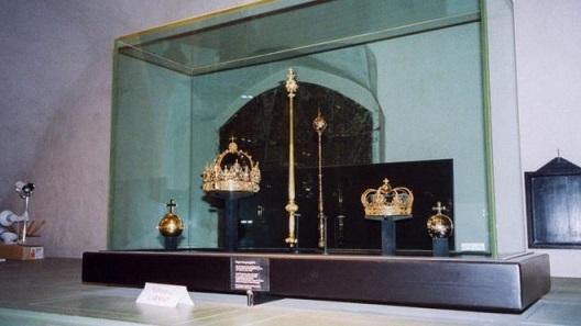Swedish stolen jewels