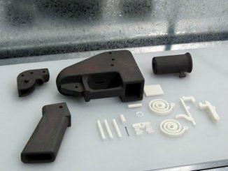 The Liberator 3D printed gun