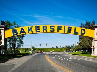 Bakersfield CA sign