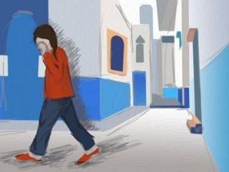 sexual harassment Morocco street woman