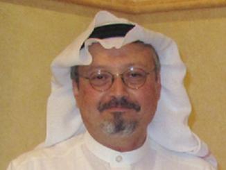 Jamal Kahshoggi