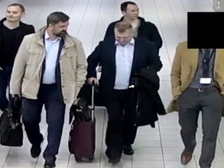 Russian suspects arrive in Netherlands