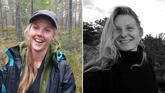 Maren Ueland and Louisa Vesterager Jespersen