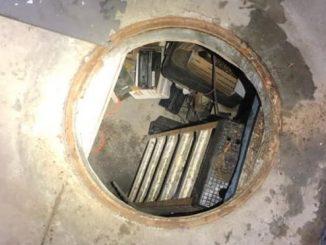 underground shooting range