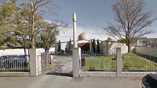 Al Noor mosque Christchurch