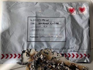 Heathrow explosive package