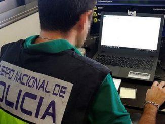 Spanish police IPTV raid