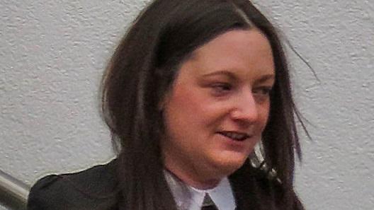 Victoria Parry