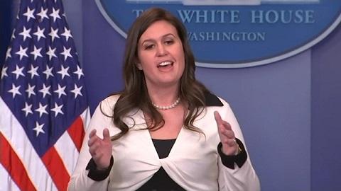 Sarah Sanders