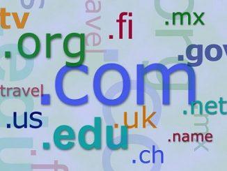 internet domains