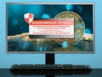 ransomware and bitcoins