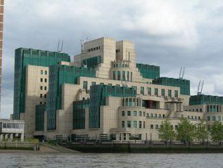 MI5 Building Albert Embankment