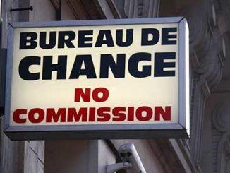 Bureaux de change