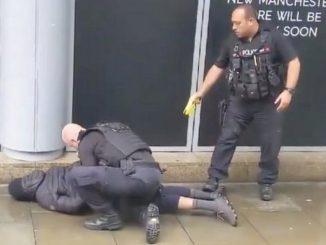 Manchester Arndale stabbings suspect arrest