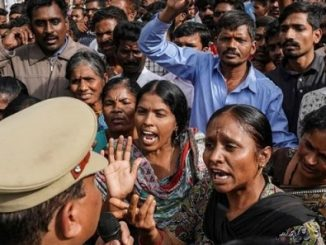 Hyderabad rape protests