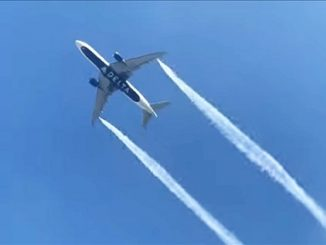 Delta plane dumping fuel