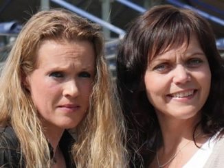Ellinor Grimmark and Linda Steen