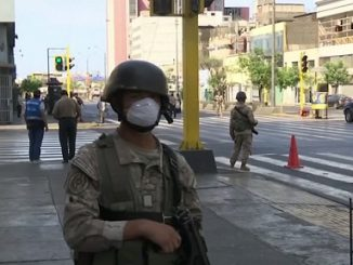 Coronavirus Peru security