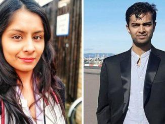 Dr Meenal Viz and Dr Nishant Joshi