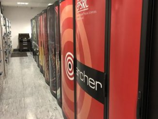Archer supercomputer Edinburgh