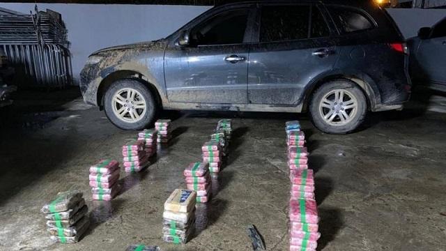 Panama drugs haul