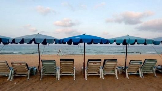 Thailand empty beach