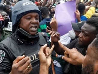 Nigeria end SARS protest