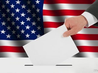 US Election Vote