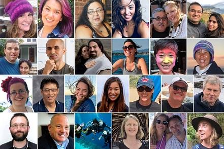 California dive boat fire victims