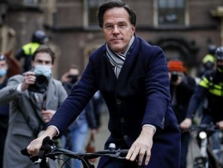 Dutch PM Mark Rutte