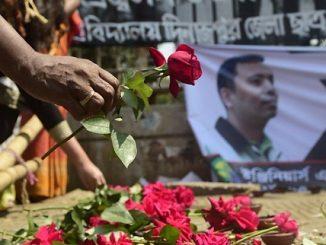 Avijit Roy shrine