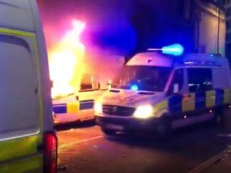 Bristol riots 21 March