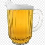 draught beer pitcher