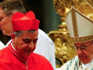 Cardinal Giovanni Angelo Becciu